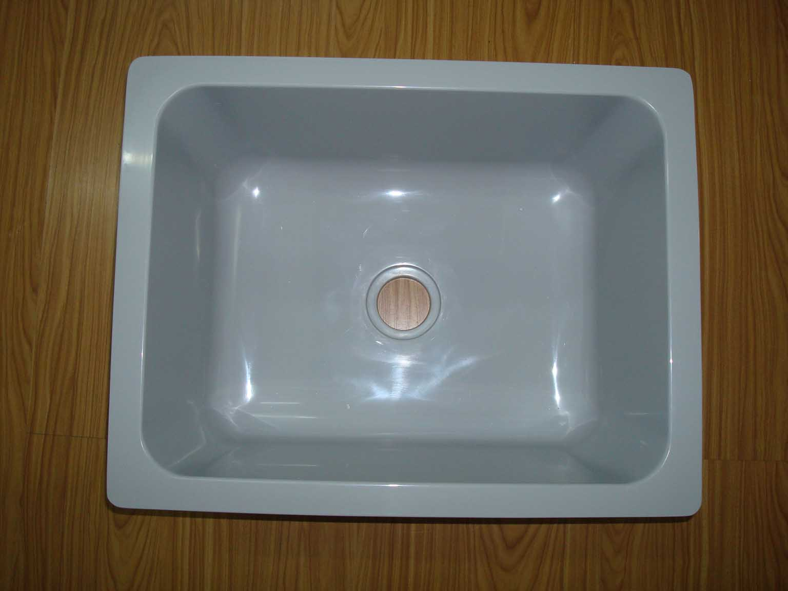 Delicieux Epoxy Resin WorkTop|Sink|Cup